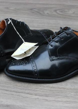 Туфли lotus оригинал натур. кожа 43-44 размер