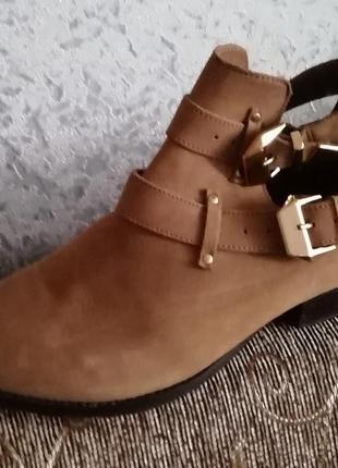 Ботиночки казачки