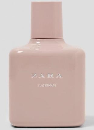 Новый аромат zara tuberose туалетная вода духи парфюм