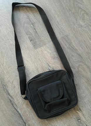 Барсетка, сумка мужская через плечо