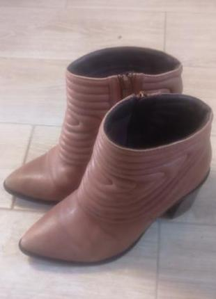 Сапоги ботинки ботильоны