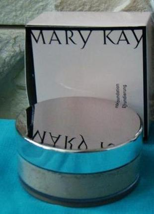 Минеральная пудра mary kay, мери кей, скидка, доставка, акция