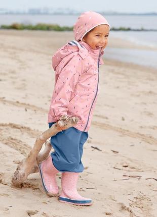 Куртка ветровка дождевик рост 98-104 tchibo тсм