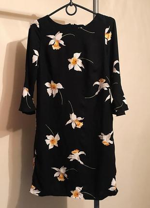Супер платье в цветы