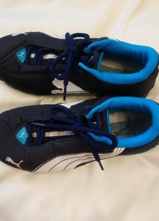 Кросівки зимові puma оригінал