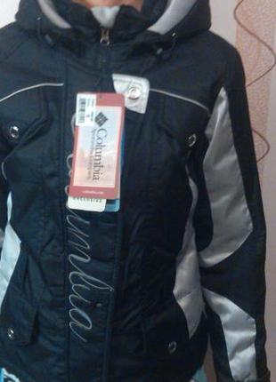 Продам женскую лыжную курточку colambia