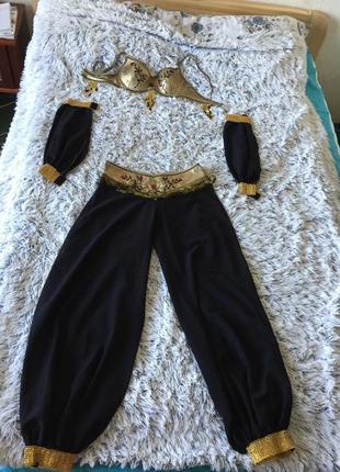 Брючный костюм для восточного танца