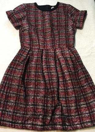 Тёплое платье на подкладке asos