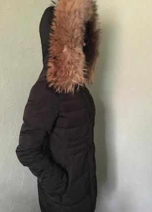 Зимний пуховик sooyt зимняя куртка