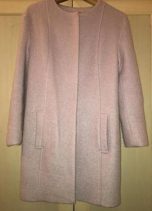 Шерстяное пальто cat orange