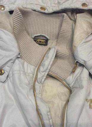 Puma airness красивая куртка