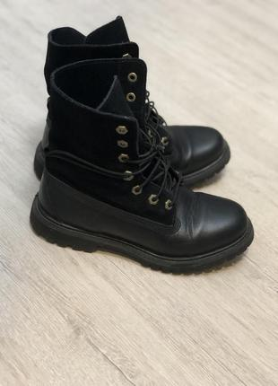 Ботинки timberland (оригинал)