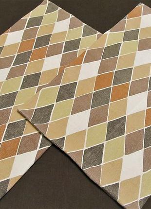 Комплект теплых фланелевых наволочек из 2 шт (50 х 68см)