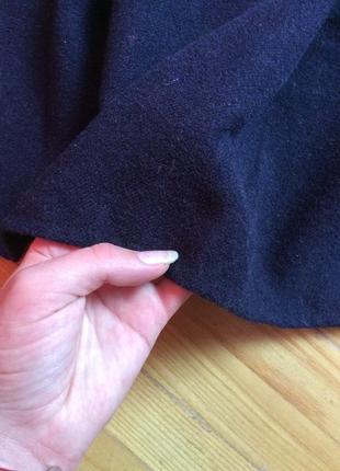 Плотная и теплая юбка