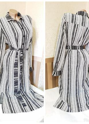 Платье рубашка. marks spencer.