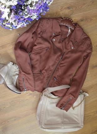 Тренч косуха плащ куртка 14 xl 42 f&f