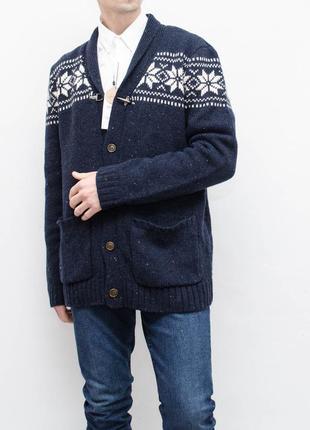 Красивый теплый качественный кардиган свитер suit