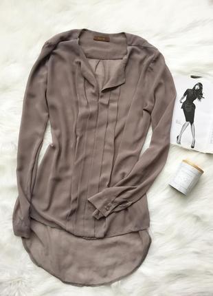 Блуза fame, блуза, шифоновая блуза