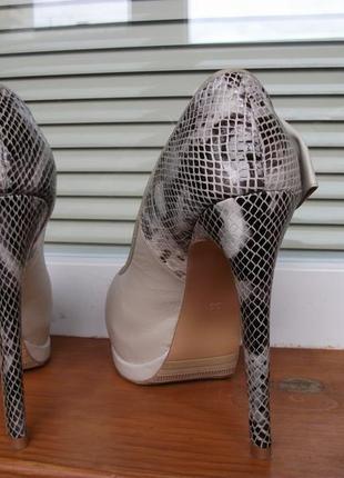 Модельные туфли blizzarini