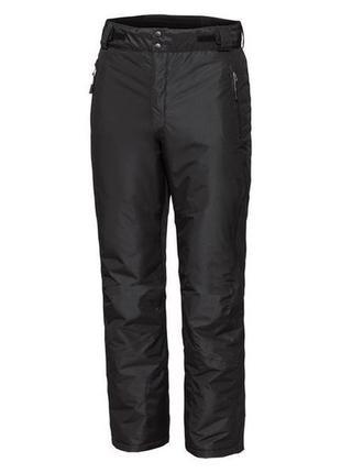 Мужские лыжные штаны crivit, германия ( размер 50,54,56)