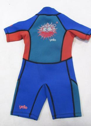 Гидро костюм детский yello, 2 года (98), 1мм, отл сост!