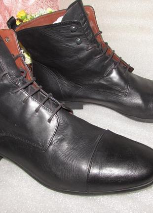 Сamper ! крутые мужские ботинки 100% натуральная кожа р 45