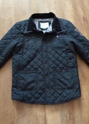 Легкая стеганая куртка, пиджак  на 11 лет river island