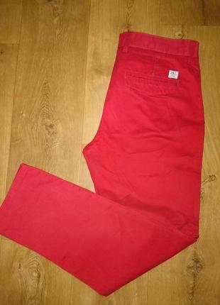 Стильные красные джинсы, брюки мужские jack & jones