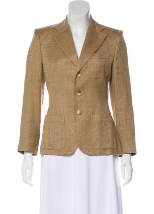 Пиджак шелковый, от ralph lauren, разм. 44