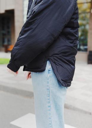 Акция/скидка! зимняя тёплая куртка оверсайз отличного качества2 фото