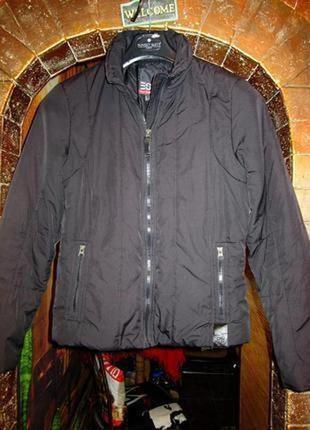 Спортивная деми куртка с отражателями на синтапоне usa esprit 44-46р.