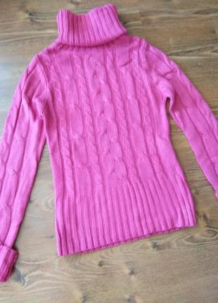 Тёплый мягенький свитер terranova