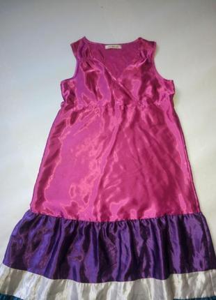 Интересное нарядное платьице для девочки george