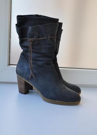Шикарные ботинки viavai 38р 25,5см голландия