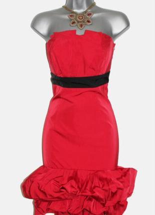 Платье вечернее коктельное нарядное