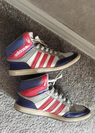 Кроссовки adidas neo 37.5 размер