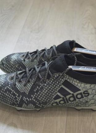 Бутсы adidas футбольная обувь оригинал