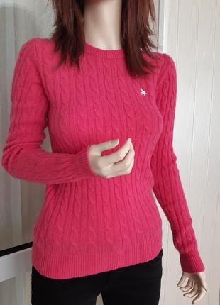 Шерстяной свитерок jack wills
