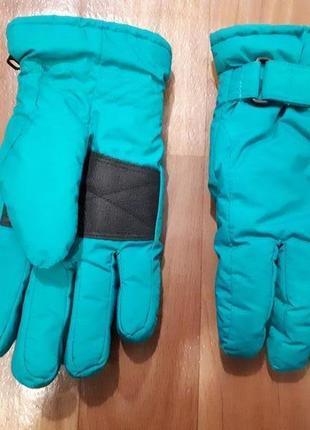 Hema/перчатки термо /краги/ размер 6-7- s-м/на утеплителе thinsulate