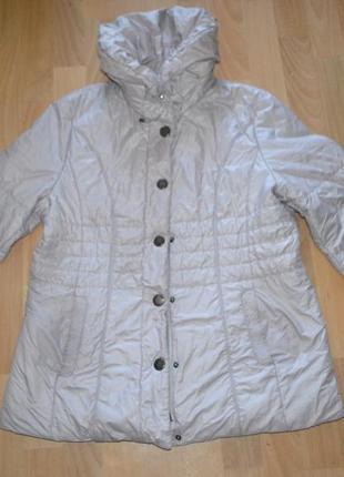 Неимоверная куртка /пальто garry weber  52/54xxxl