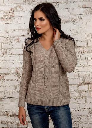 Стильный и комфортный свитер