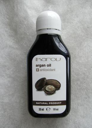 100% натуральное аргановое масло (масло арганы), 30 мл, болгария