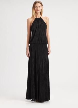 Laundry by shelli segal макси платье греческой богини м-л