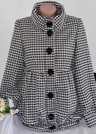 Брендовое демисезонное пальто с карманами dorothy perkins вьетнам