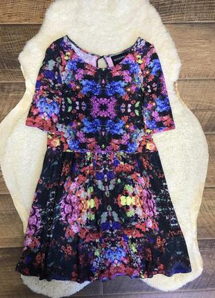 Красивое платье minkpink xs s