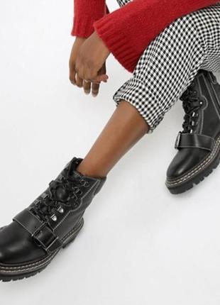 Шикарные утепленные ботинки asos