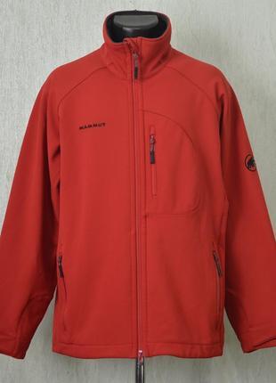 Софтшелл, куртка mammut cerro torre jacket 1032725