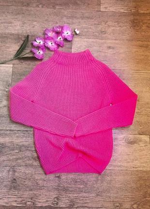 Теплый свитер tu
