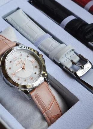 Бриллианты! женские часы с бриллиантами набор invicta angel diamond 😍💎