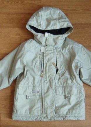 Reima демисезонная куртка курточка 92 см 2 года мальчику
